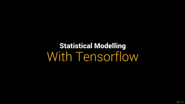 Tensorflow Deep Learning - Data Science in Python