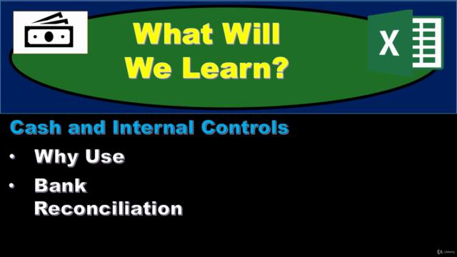 Bank Reconciliations, & Cash Internal Controls-Presentations