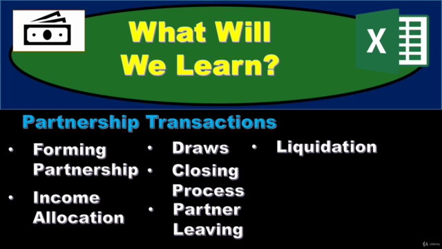 Partnership Accounting – Presentations Only