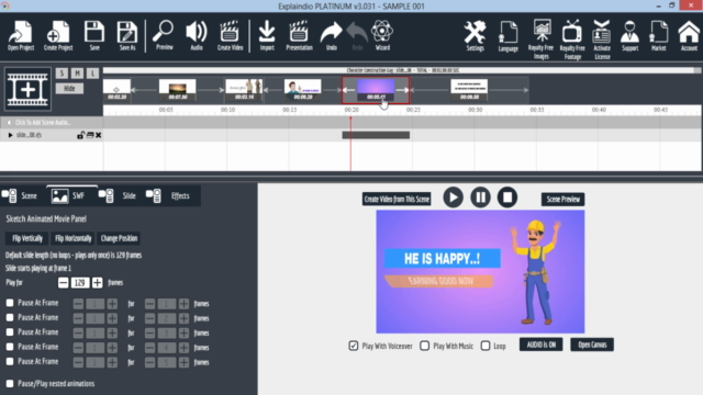 Explaindio Mastery: A detailed Approach to Video creation