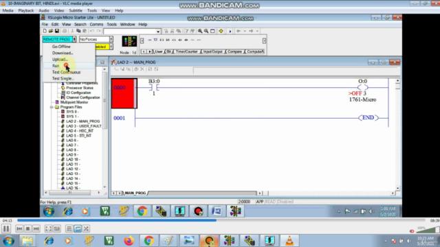 PLC Programming with ALLEN BRADLEY (HINDI)