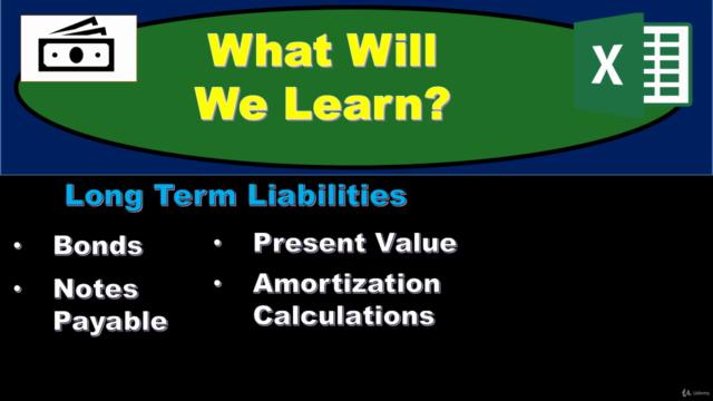 Accounting-Bonds Payable, Notes Payable, Liabilities