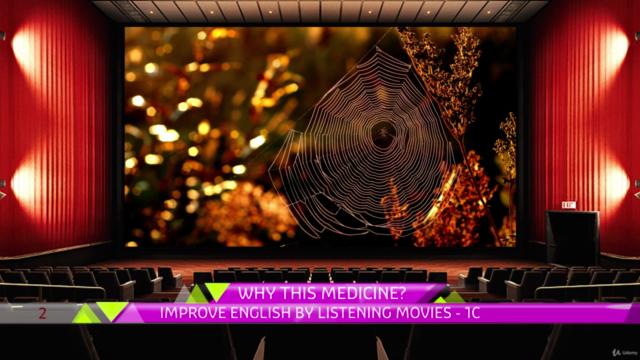Improve English by Listening Movies – 1c
