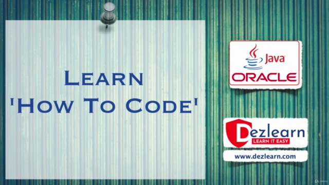 The Complete Core Java Course : Learn to Code