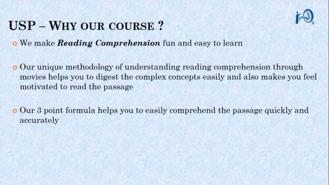 GMAT Reading Comprehension- A guide to absolute beginners