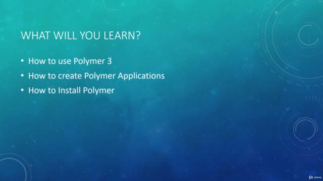 Polymer 3: Learn Polymer 3 in 2020