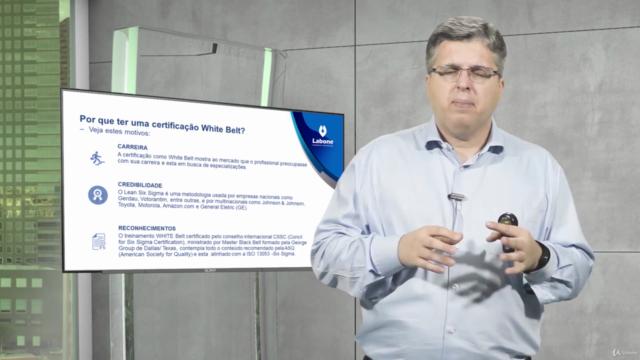 Lean Six Sigma - White Belt