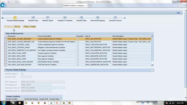 SAP GRC BusinessObjects Access Control 10.0