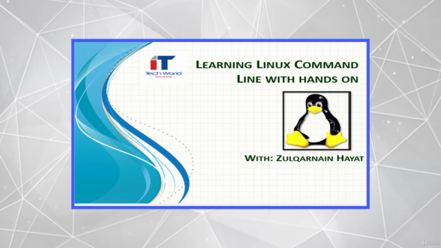 Linux Command Line basics to Advance