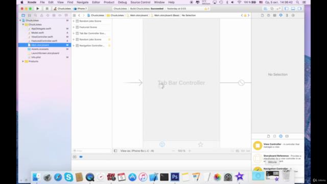 iOS программирование на Swift в Xcode - Уровень 1