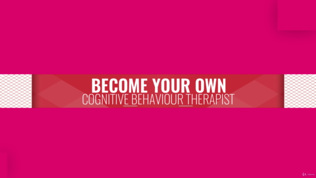 CBT: Introduction to Cognitive Behavioral Therapy