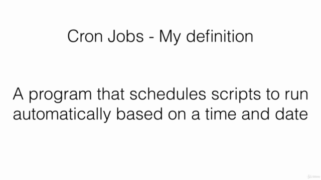 Laravel - Creating Custom Commands & Scheduling Tasks