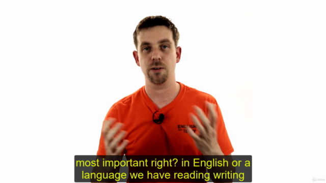 How to have fluent listening skills in English