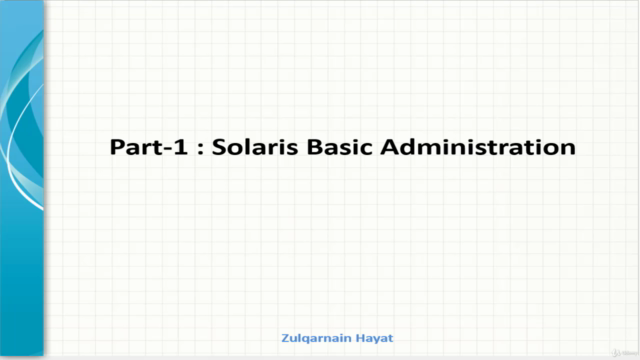 Oracle Solaris 11 Administration and Sun Cluster Practical
