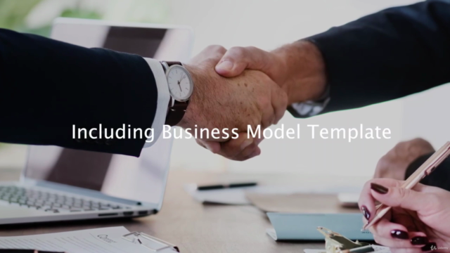 Strategizing a Viable Business Model & Business Model Canvas