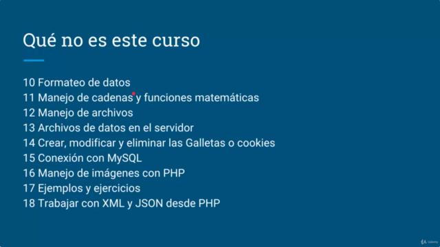 Curso completo de PHP7