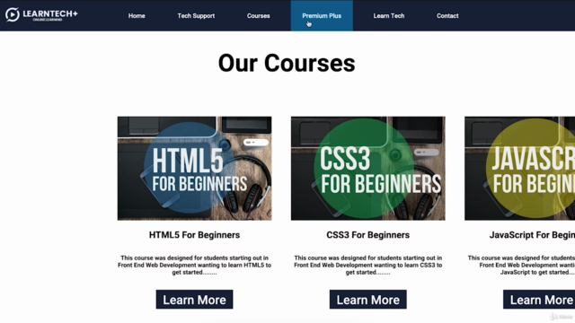 CSS3 Ultimate Course