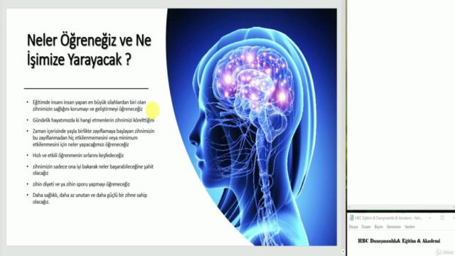 Etkili Öğrenme ve Zihin Geliştirme Teknikleri