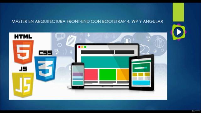 Máster en Front-End: Crea Temas para WordPress, PHP, Angular