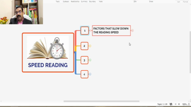 Advanced Speed Reading and Powerful Vocabulary Builder