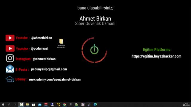 A'dan Z'ye Etik Hacker Eğitimi Seri - 5