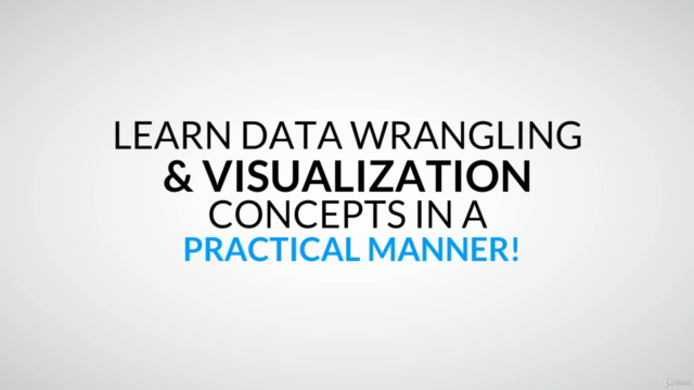 Complete Data Wrangling & Data Visualisation With Python
