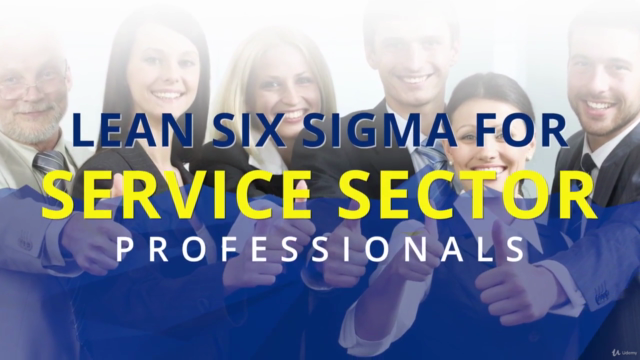 Lean Six Sigma Black Belt for Service Industry Professionals