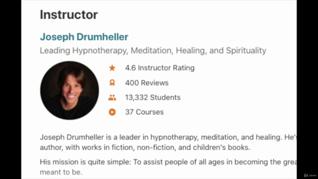 Clinical Hypnotherapy Master Certification Course, Part 3