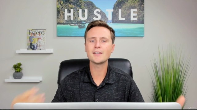 Affiliate Marketing For Beginners [WIX Website]