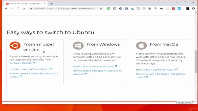 Ubuntu Linux Desktop Basics