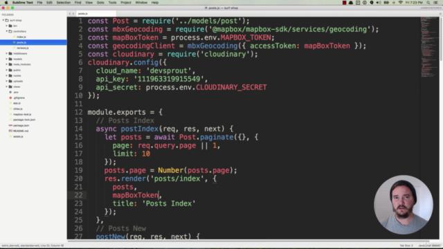 Code with Node JS - 2021