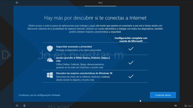 Desplegar Windows 10 de 0 a Profesional
