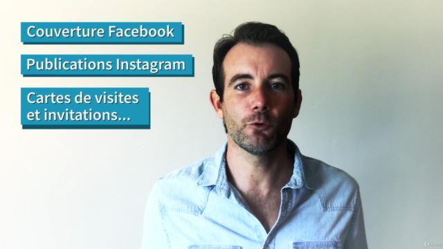 CANVA | Créer vos visuels pour les réseaux sociaux Gratuit