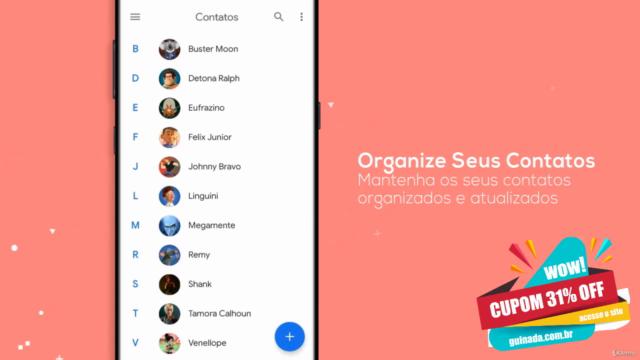 Curso Essencial de Smartphone Android