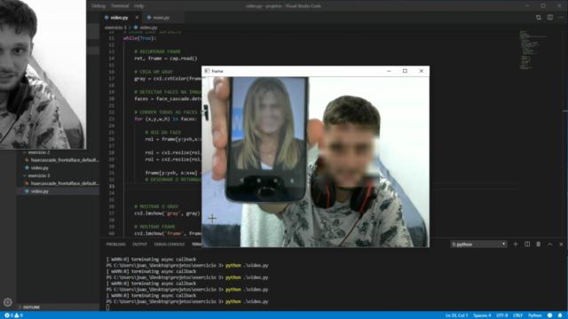 OpenCV e Python - Do básico ao intermediário