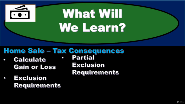 Income Tax Selling Your Home