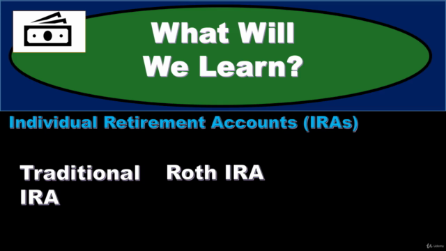Individual Retirement Accounts (IRAs) & Taxes