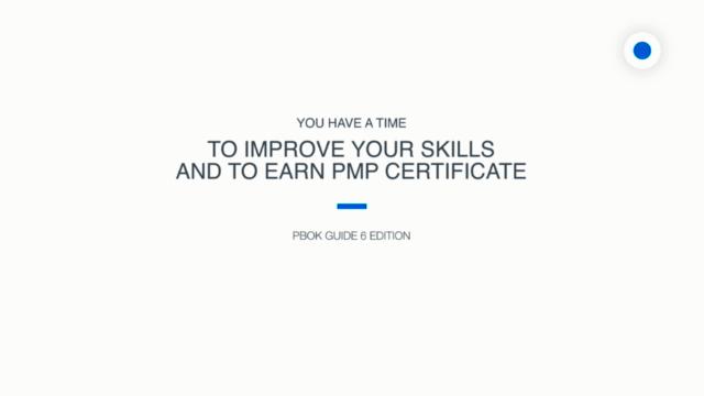 Project Management Professional (PMP) Exam Preparation