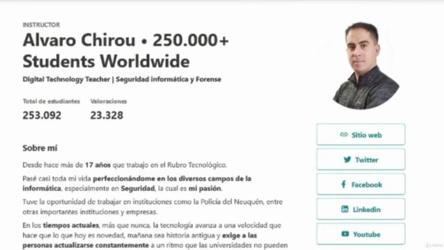 Seguridad Informática: Hacking con Python Recargado.Año 2021