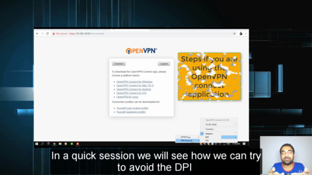 Setup Own VPN Server with Android, iOS, Win & Linux Clients