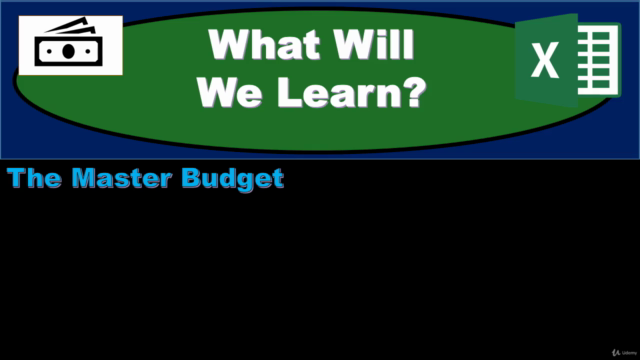 Master Budgets – Managerial Accounting/Cost Accounting