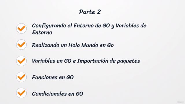 Aprende lenguaje GO (GOLANG) desde 0