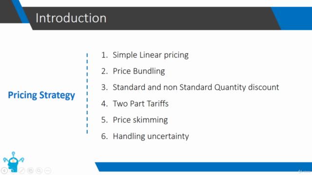 Marketing Analytics: Pricing Strategies and Price Analytics