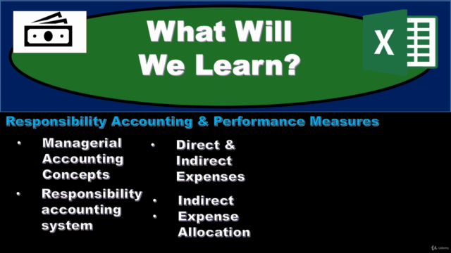 Responsibility Accounting & Performance Measurement