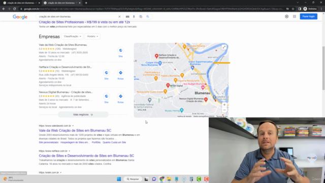 Google meu Negócio + Segredos do Posicionamento Local - 2021