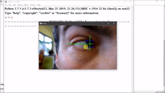 OpenCV A-Z™ : Uygulamalarla Görüntü İşleme   2021   23 Saat