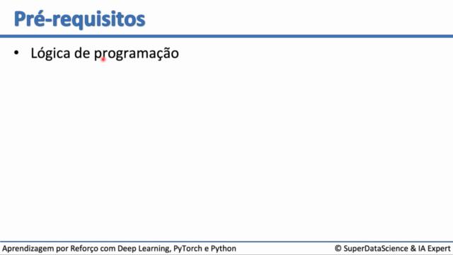Aprendizagem por Reforço com Deep Learning, PyTorch e Python
