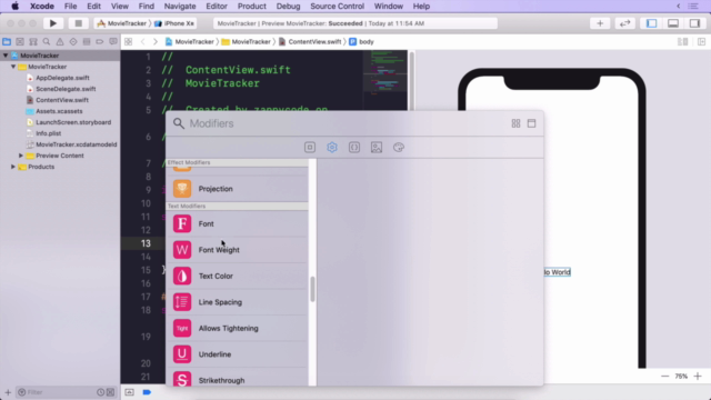 SwiftUI - Learn How to Build Beautiful, Robust, Apps