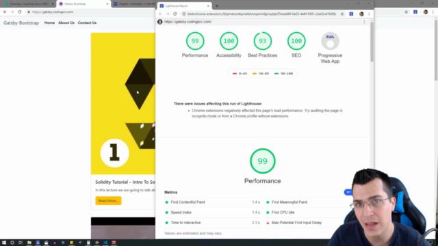 Gatsby JS: Build PWA Blog With GraphQL And React + WordPress