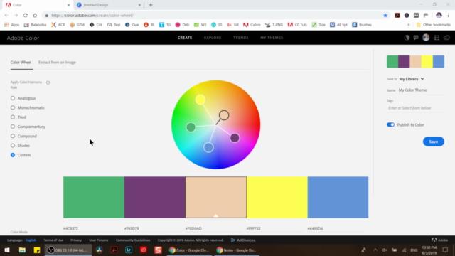 Intro To Adobe Color, Spark, Rush, & Bandlab